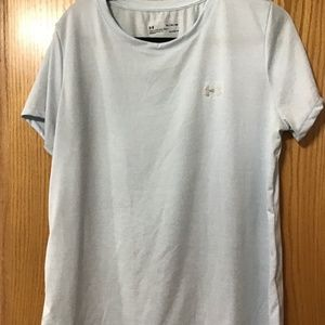 Under Armour tech twisted tee women's size xl
